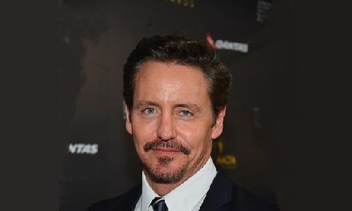 Actor Charles Mesure photo