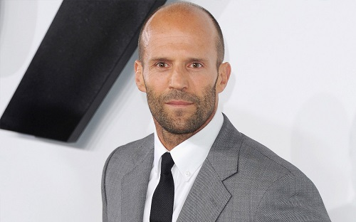 Photo of an actor Jason Statham