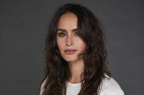 Actress Fernanda Urrejola image