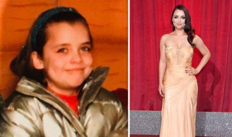 Shona McGarty Then & Now