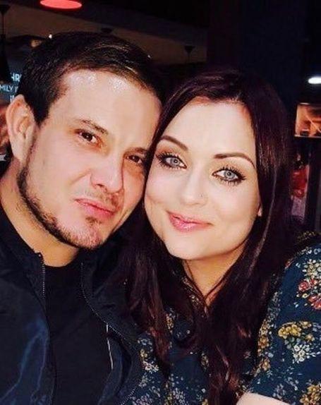 Shona McGarty & Ryan Harris