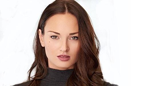 Image of an actress Anastasia Marinina