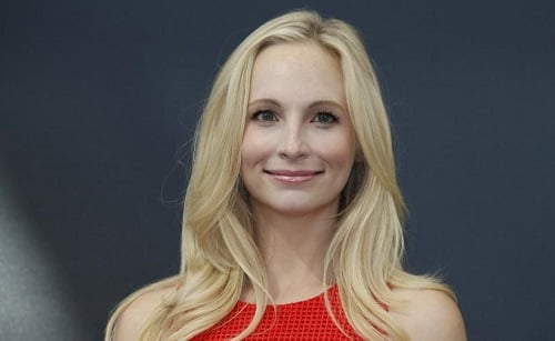 Image of an actress Candice King