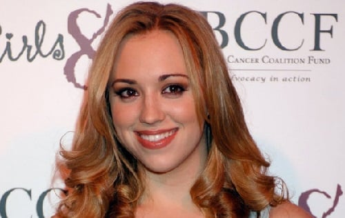 Photo of an actress and singer Andrea Bowen