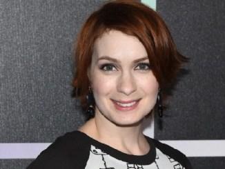 Actress Felicia Day image