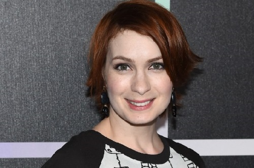 Actress Felicia Day image