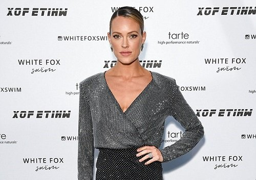 Image of a dancer Peta Murgatroyd