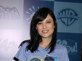 Actress and model Kate Kelton
