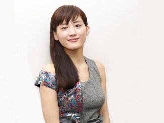 Photo of an actress Haruka Ayase