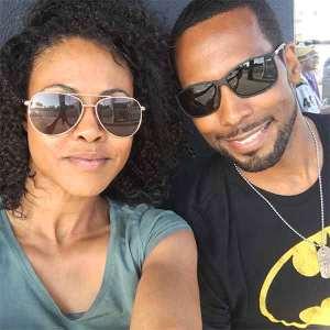Vinessa and her boyfriend.