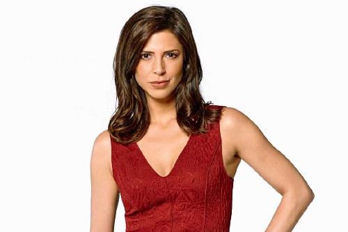 Image of an actress Cindy Sampson