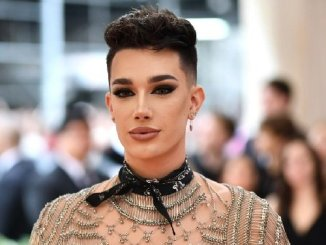 Picture of an internet personality James Charles