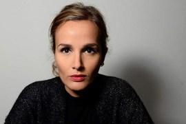 Actress and director Julia Ducournau image