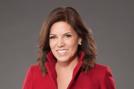Picture of a journalist Michele Tafoya