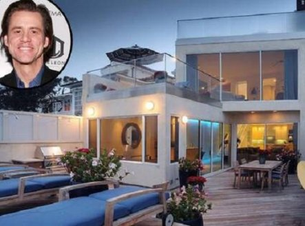 Jim Carrey's house image
