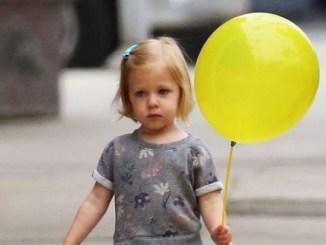 Celebrity child Hazel Krasinski photo