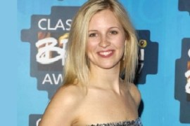 Picture of an actress Allison Balson