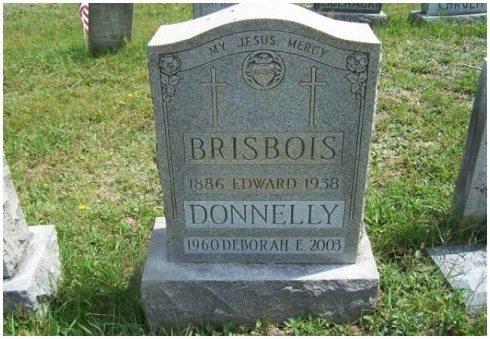 Debbie Wahlberg's grave