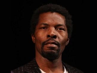 Actor Isaach de Bankole picture