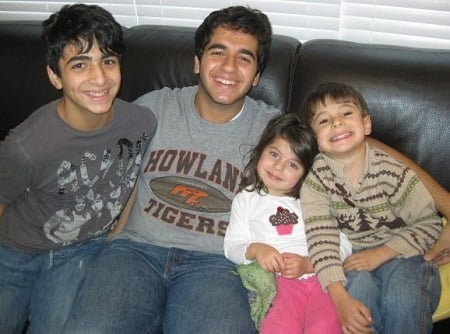 John Kiriakou's children