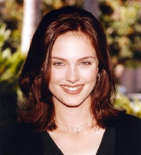 Actress Lori Rom