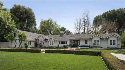 Gemma Beason's Hidden Hills' house.