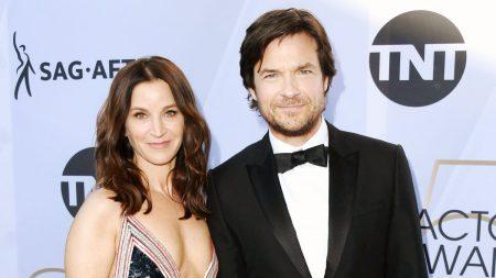 Jason Bateman and his spouse Amanda Anka