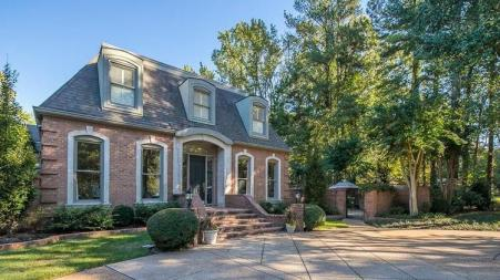 Leigh Anne Tuohy and her husband bought a house in East Memphis