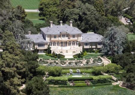 Oprah Winfrey's mansion