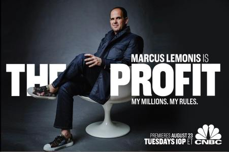 Marcus hosted show, The Profit