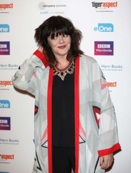 Josie Lawrence attended The Writers' Guild Awards at Royal College Of Physicians on 23rd January 2017 in London, England.