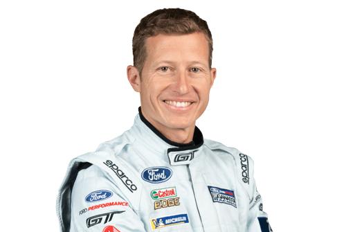Racing Driver Ryan Briscoe