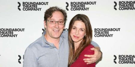 Randall Sommer with his spouse