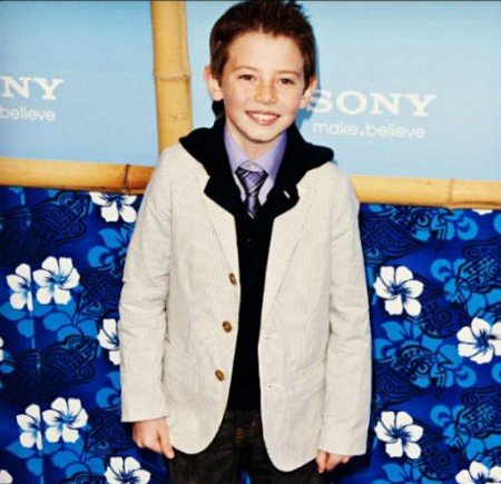 Childhood image of Griffin Gluck