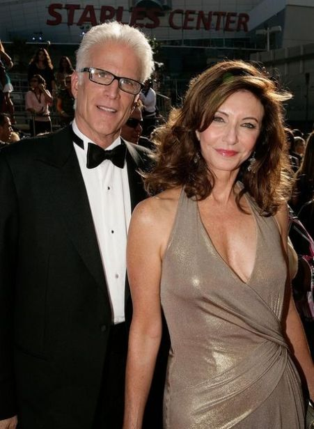 Ted and his wife