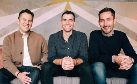 CEO, Adam Mosseri along with the founders of Instagram Mike Krieger and Kevin Systrom