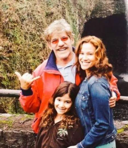 Solita Liliana Rivera and her family