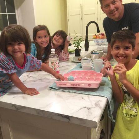 Rachel Campos-Duffy's children and husband