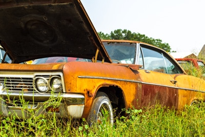 junk car removal