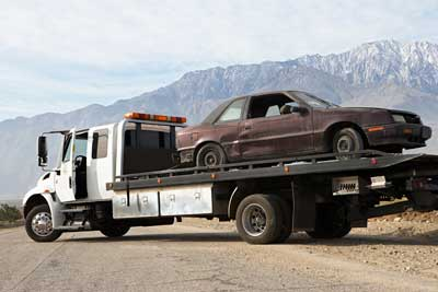 junk vehicle towing