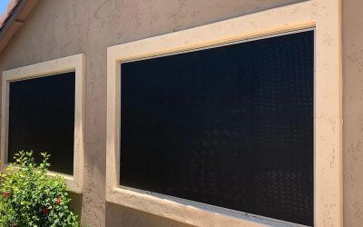 Keep the Heat Out with Sun/Solar Screens