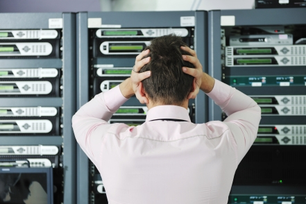 Do You Keep Your Server In A Closet?