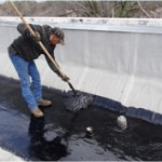 Torchdown Roof Repair