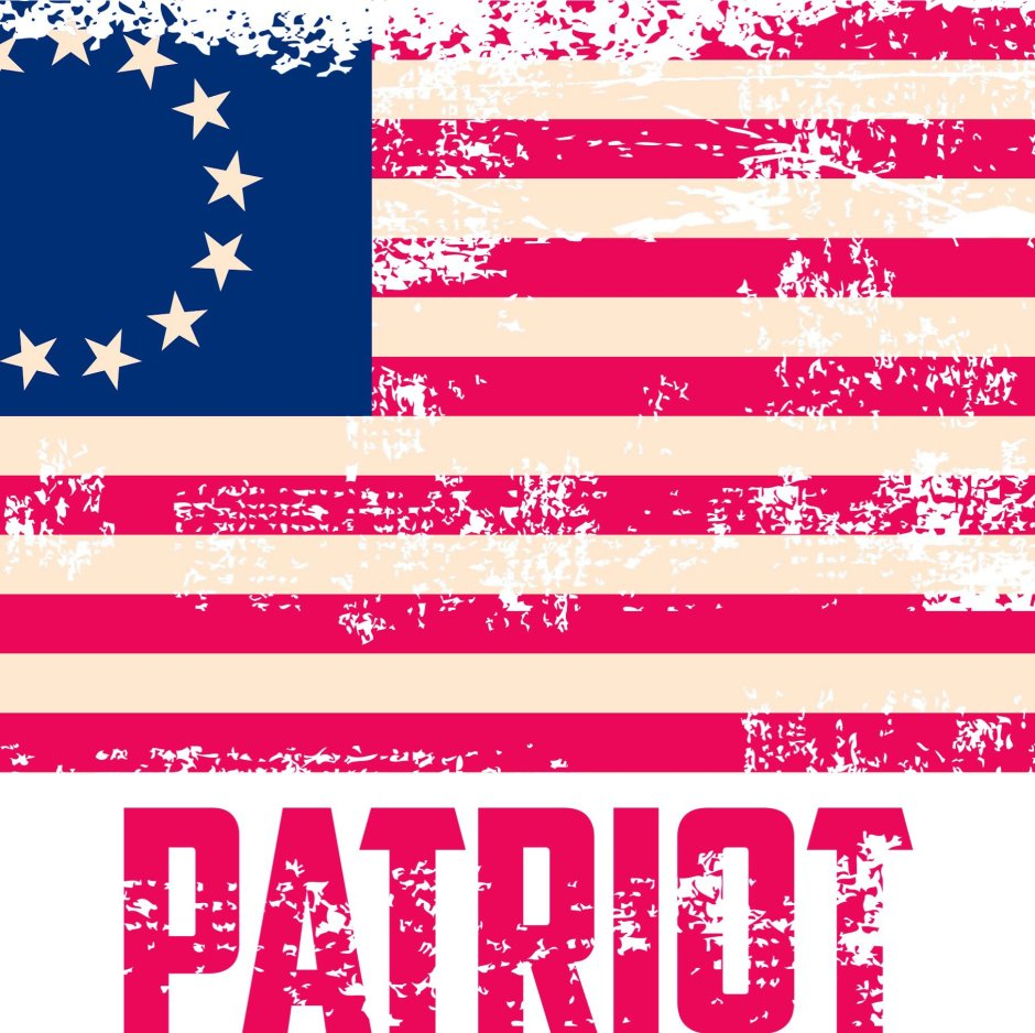 Show now to get your Patriot apparel!
