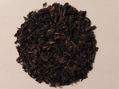 Oolong, Formosa Black Oolong Tea