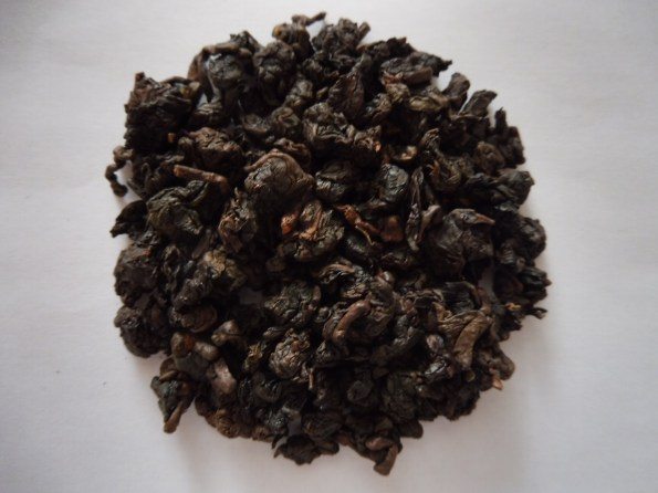 Charcoal Oolong Tea, All Star Tea