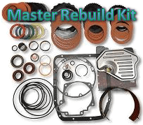 What Is Included In An Automatic Transmission Rebuild / Rebuilt