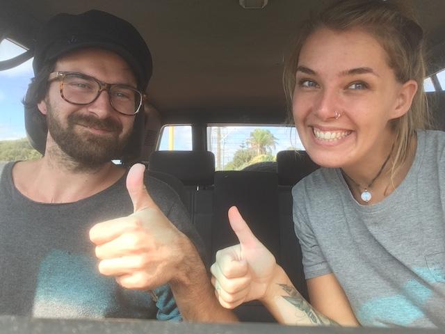Wir haben uns ein Auto gekauft