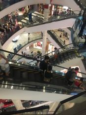 Terminal 21, Bangkok, Alltagsgewusel, Weltreise, Empfehlung