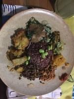 Wulan 7 Vegetarisch, Restaurant, Empfehlung, Ubud, Weltreise, Alltagsgewusel
